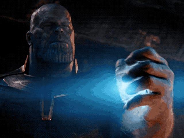 Segundo tráiler de <i>Avengers Infinity War</i>: el universo Marvel está al borde de la destrucción