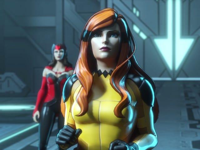 Tahap Inhumans Perikatan Ultimate Marvel Ultimate Adakah Sedih