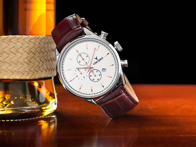 Take 15% Off Any Of Vincero Collective's Modern Watches This Father's Day