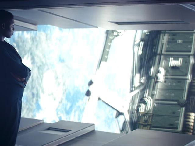 Syfy's Adaptation of GRRM's Nightflyers Looks Like Psycho inSpace