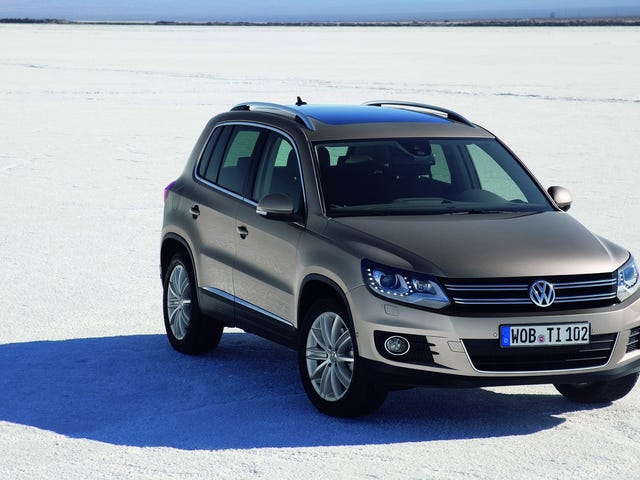 The Old Volkswagen Tiguan Isn't Dead Yet Because America's Thirst For Crossovers Cannot Be Quenched