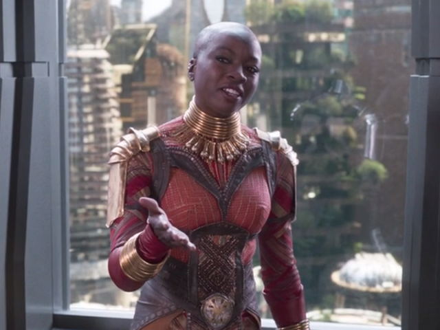 Deleted Black Panther Clip Shows Okoye and W'Kabi Butting Heads