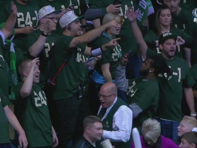 Milwaukee Beats Golden State;  Warriors 'Rekod Bermula Bermula Bermula Pada 24