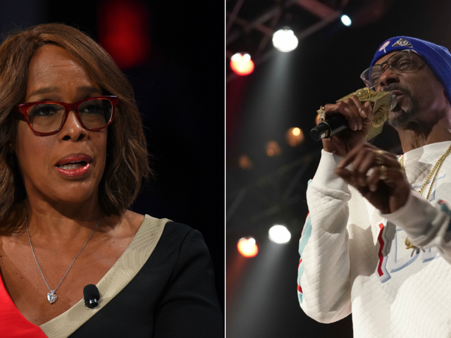 Sick of Her Son Ruining Her Good Name, Snoop's Mom Makes Him Apologize to Gayle King: 'Two Wrongs Don't Make No Right'