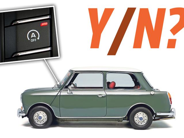 त्वरित प्रश्न: क्या आप कारों पर स्टार्ट-स्टॉप टेक्नोलॉजी से नफरत करते हैं?