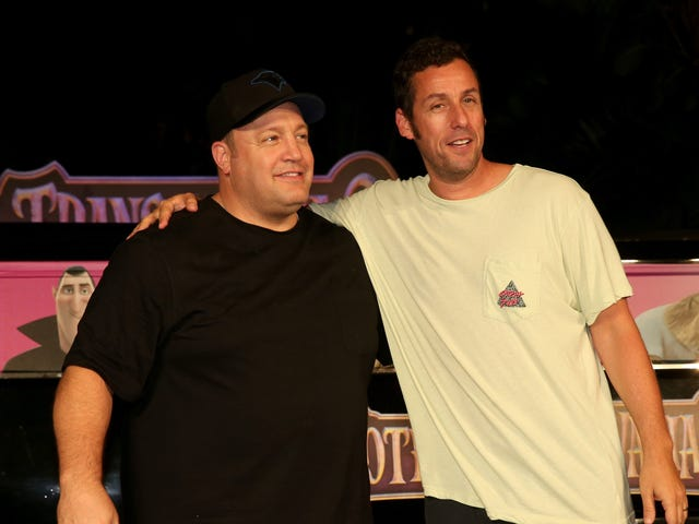 Adam Sandler convinced far too many famous people to be in his next Netflix movie