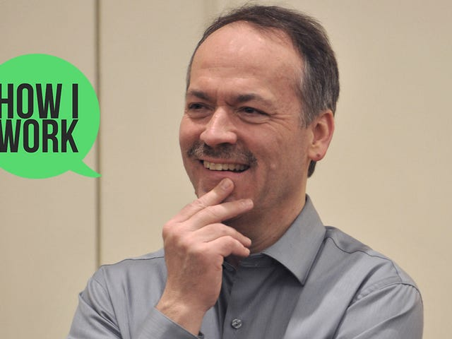 I'm Will Shortz, New York Times Crossword Editor, and This Is How I Work