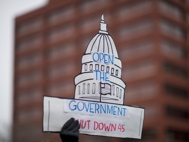 Black Federal Employees Disproportionately Affected as Government Shutdown Ties for Longest Ever