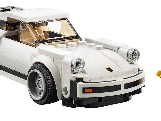 Sepertinya Lego sepenuhnya merangkul model bisnis Porsche
