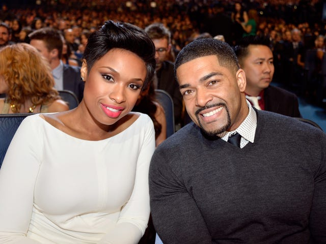 David Otunga Wins Primary Custody of Son as Jennifer Hudson Voluntarily Drops Order of Protection