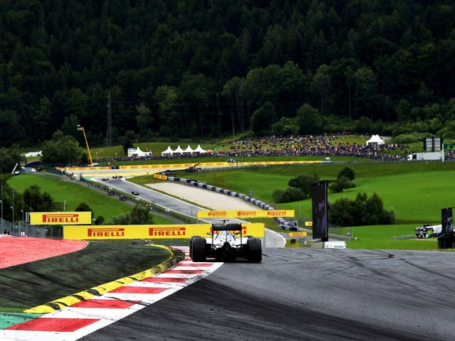 Austrian GP Quali Results (Spoilers) (Exciting stuff)