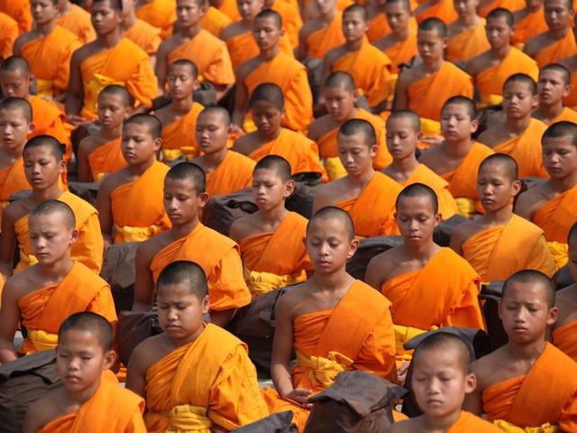 Руководство для начинающих по медитации