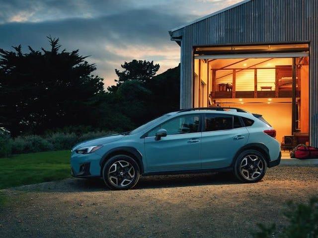 Subaru husker over 200.000 imprezas og crosstreks, der muligvis kræver udskiftning af motorer