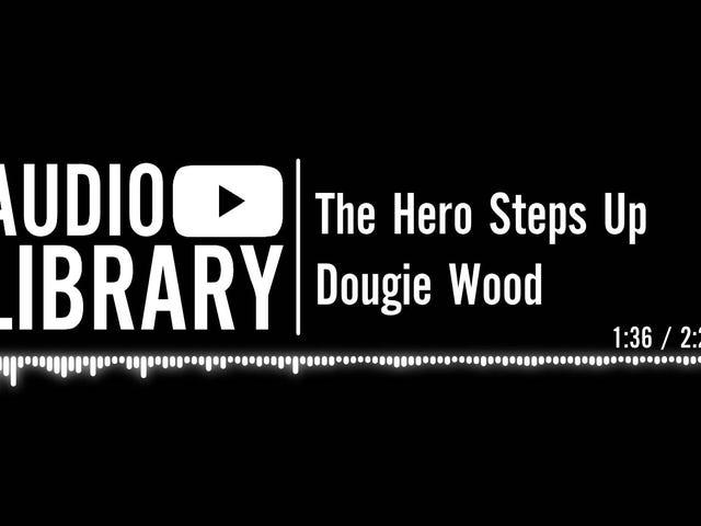The Hero Steps Up - Dougie Wood