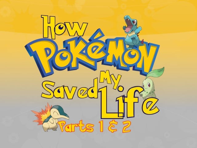 How Pokémon Saved My Life: Disability and Gaming; Pokémon and Living
