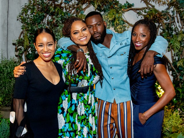 Queen Sugar and Ava DuVernay Had the Sweetest Garden Party in NYC