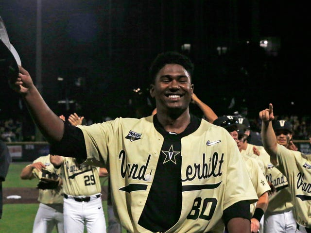 Righteous Baseball Dude Kumar Rocker Saves Vanderbilt's Season With 19-Strikeout No-Hitter