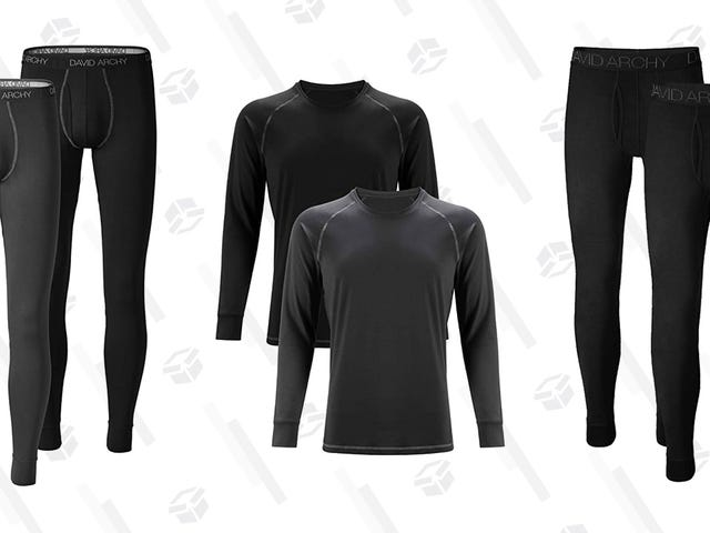 Get 30% Off Our Readers' Favorite David Archy Thermals