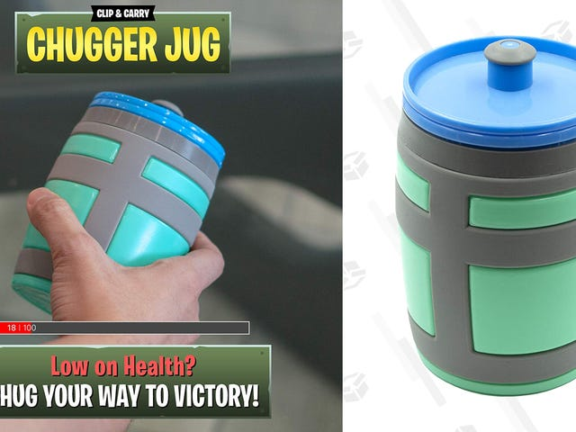 Pick Up This Discounted Chugger Jug and Dab on the Haters