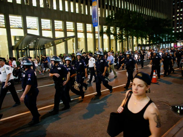 Is NYPD Illegally Recording Black Lives Matter Protests, or Just Really Bad at Record Keeping?