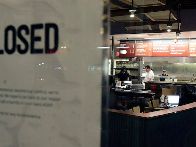 Chipotle Sued for Concealing 'Faulty' Quality Controls From Investors