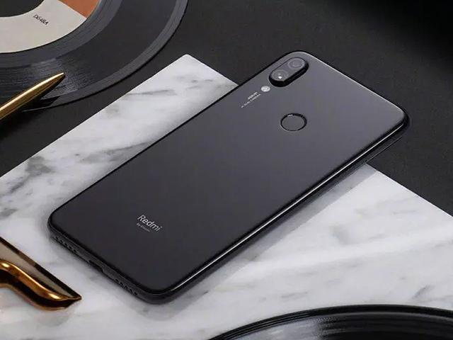 Redmi Note 7, un móvil con cámara de 48 megapíxeles y batería de 4.000 mAh por 150 dólares