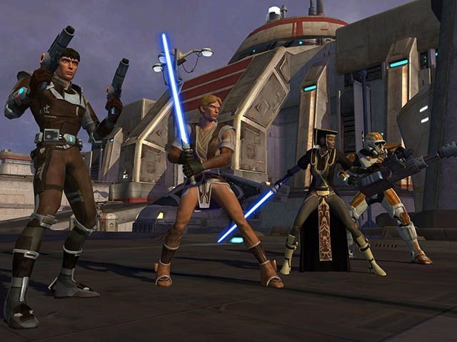 Looking Back On My Former Life In <i>Star Wars: The Old Republic</i>