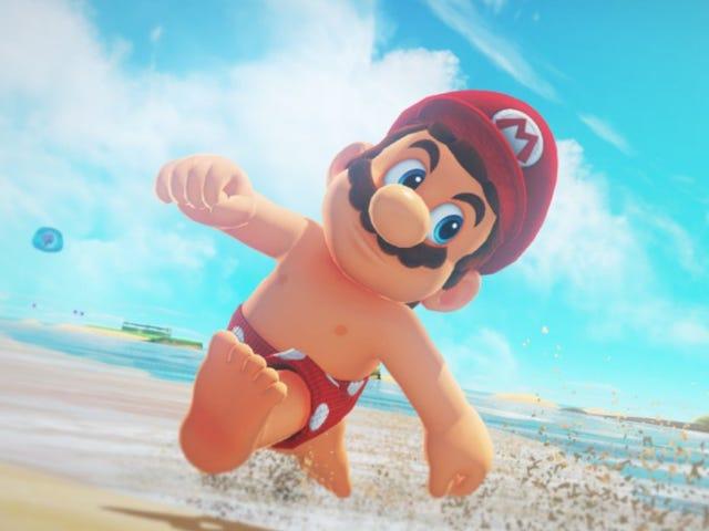 Mario Maker Contest: Summer Time Fun