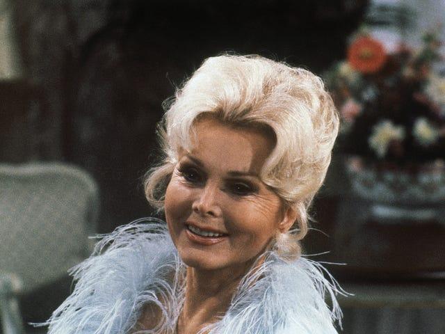 Zsa Zsa Gabor, Socialite Queen, Is Dead At 99