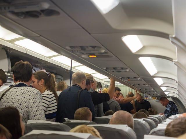 40 spørgsmål til de mennesker, der står så snart flyet lander