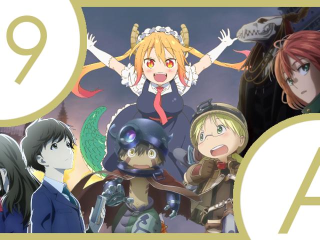 2017 Anime Advent Calendar (Ft. Koda) - December 19th