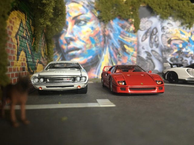 F40? It Was Worth It