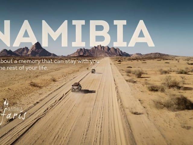 Namibia Promo