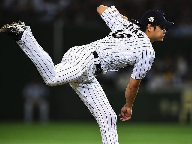 Shohei Ohtani Is An Angel