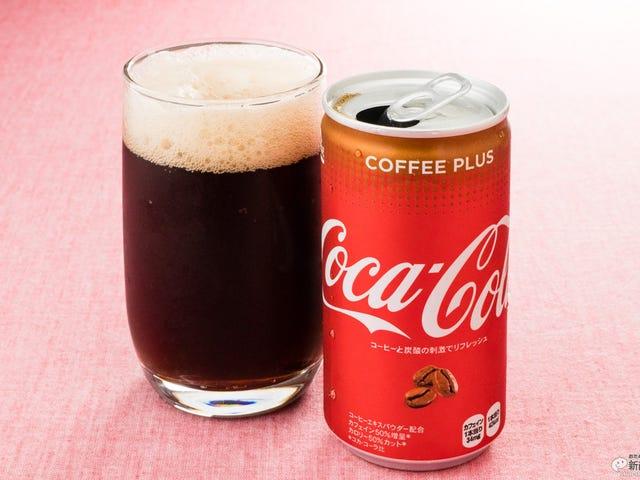 Japonya'da Coca-Cola Kahve Çıkışı