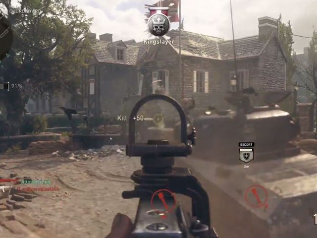<i>Call of Duty: WWII</i> Beta torna alle radici della serie, e funziona