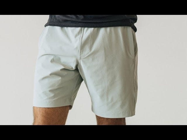 OLIVERS: If You Must Wear Shorts, Wear These