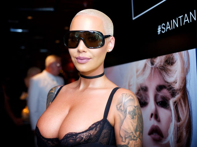Amber Rose Launches New App, Plans to Help Her Rosebuds Financially