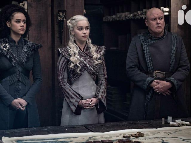 Varys non tradisce Westeros, è l'unico a cercare di salvarlo