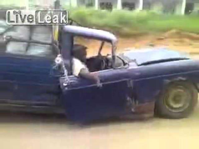 Africa, Peugeot 404