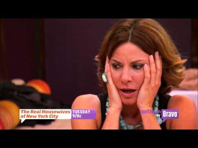 Aviva Drescher and Her Prosthetic Leg Got Fired from RHONY