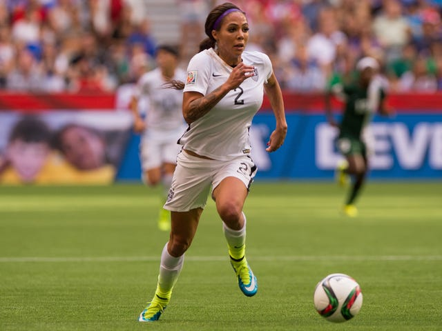 Sydney Leroux Dwyer Reveals She Recently Suffered A Miscarriage