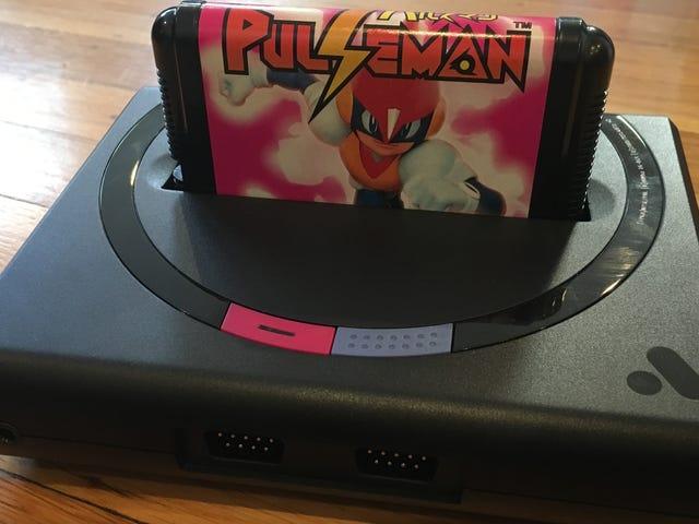 Mega SG Is An Amazing HDMI Sega Genesis For The Hardcore Retro Nerd