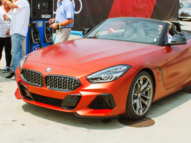 Is The 2019 BMW Z4 Super Sexy Or A Giant Misfire?