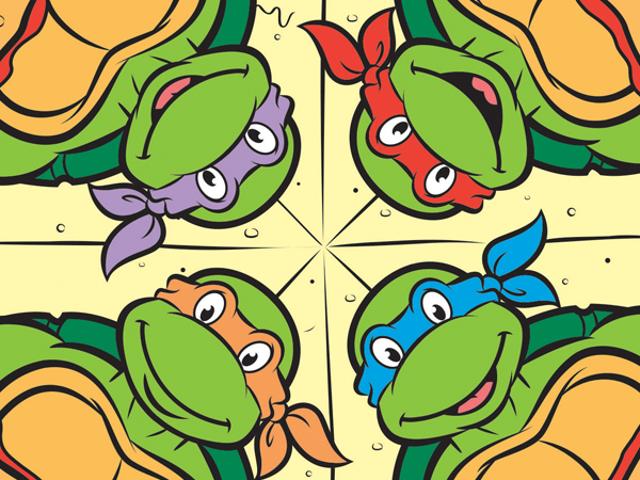 Et kig inde i <i>Teenage Mutant Ninja Turtles</i> &#39;Helt Radical Pizza Cookbook
