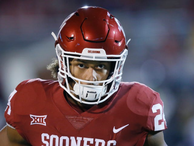 Oklahoma Running Back Rodney Anderson Accused Of Sexual Assault In Protective Order [Update]
