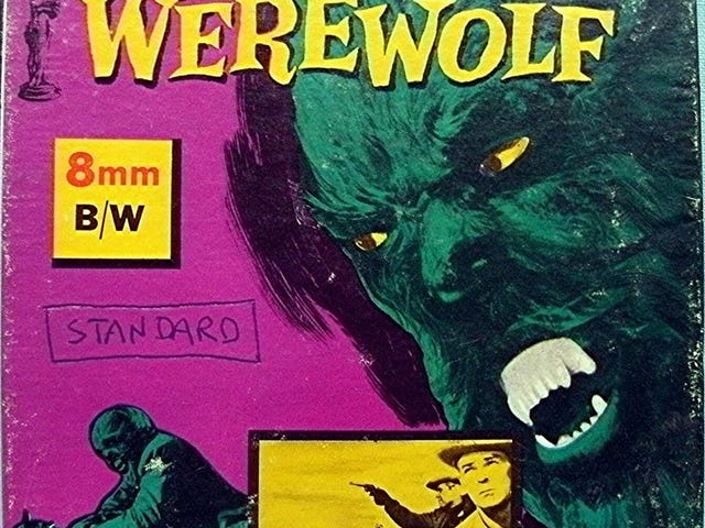 Svengoolie: The Werewolf (1956)