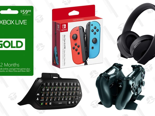 All the Accessories You Forgot to Buy For Your New Console