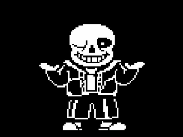 I Finally Started Playing Undertale and So Far I Can Dig It