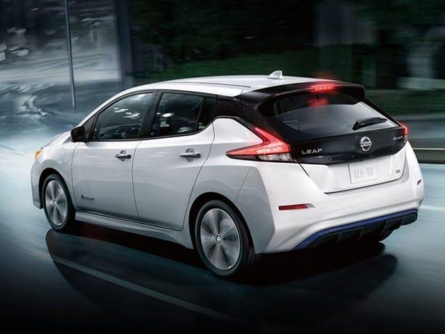 Jangkauan Nissan E-Plus Panjang Akan Diketahui 200 HP